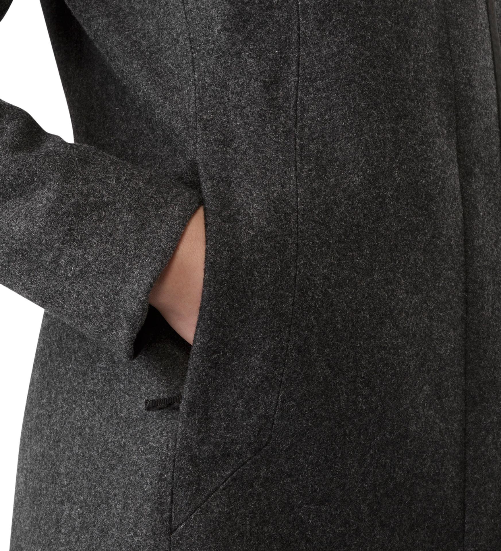 Arc'teryx Damen Heather Coat Black Embra vNwO80mn